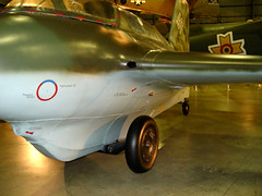 """Messerschmitt Me 163B (3) • <a style=""""font-size:0.8em;"""" href=""""http://www.flickr.com/photos/81723459@N04/10286068203/"""" target=""""_blank"""">View on Flickr</a>"""