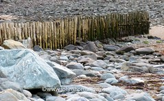 Of Timber and Stone (john shortland) Tags: wood old sea england beach rock timber pebbles atlantic devon groyne lynmouth breakwater westcountry exmoor paling bristolchannel
