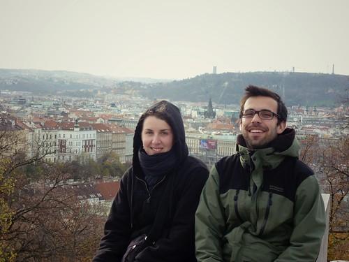 Avec Alex, Prague, République Tchèque