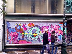 streetart nokia athens greece picasso stree guernica 610 lumia nokialumia610 vision:text=0727 vision:sky=0551 vision:car=0554