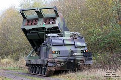 MLRS / MARS ( Bundeswehr ) (Combat-Camera-Europe) Tags: mars germany army military artillery exercises nato armee militär bundeswehr otan ftx mlrs germanarmedforces artillerie rocketsystem