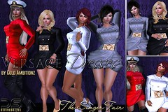 We Like to Party (Ms. Vivacious) Tags: blondebombshell coldambitionz cherriemartian vixenmartian thesingerfair