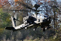 Apache operating in a confined area (Jez B) Tags: training army chopper apache military air helicopter corps area salisbury plain westland helo aac dz ah2 everleigh spta