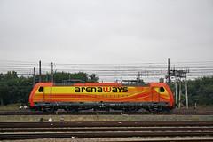 Siccome questa non esiste più..... (Maurizio Zanella) Tags: italia trains railways aw alessandria treni ferrovie arenaways e483018