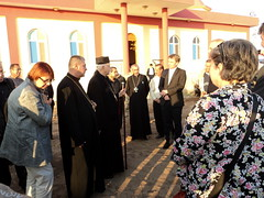 "Begrüßung in Hawresk, einem armenischen Flüchtlingsdorf • <a style=""font-size:0.8em;"" href=""http://www.flickr.com/photos/65713616@N03/11046696614/"" target=""_blank"">View on Flickr</a>"