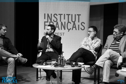 Corentin Léotard, Vincent Liégey, Attila Mong & Jean-Arnault Dérens