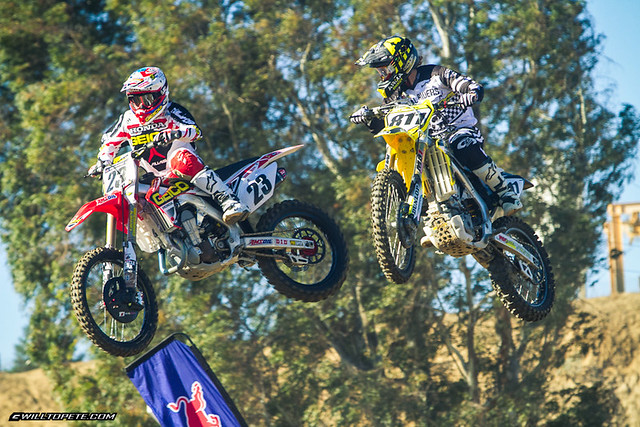 Monarch Moto SX Invitational - Milestone MX
