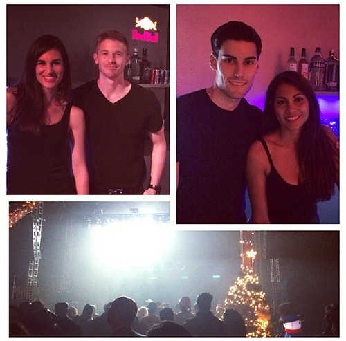 Skrillex Holiday Party!