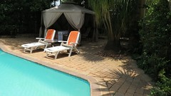 outdoor Pool, Dinkwe Lodge & Guest House, Pretoria