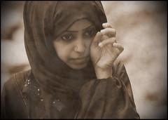 Austria. Krimml Waterfalls. Year 2010. (Morton1905) Tags: portrait hijab waterfalls wetter krimml wasserfälle krimmler