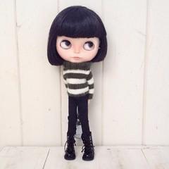 Lorie customizada por Babycatface.