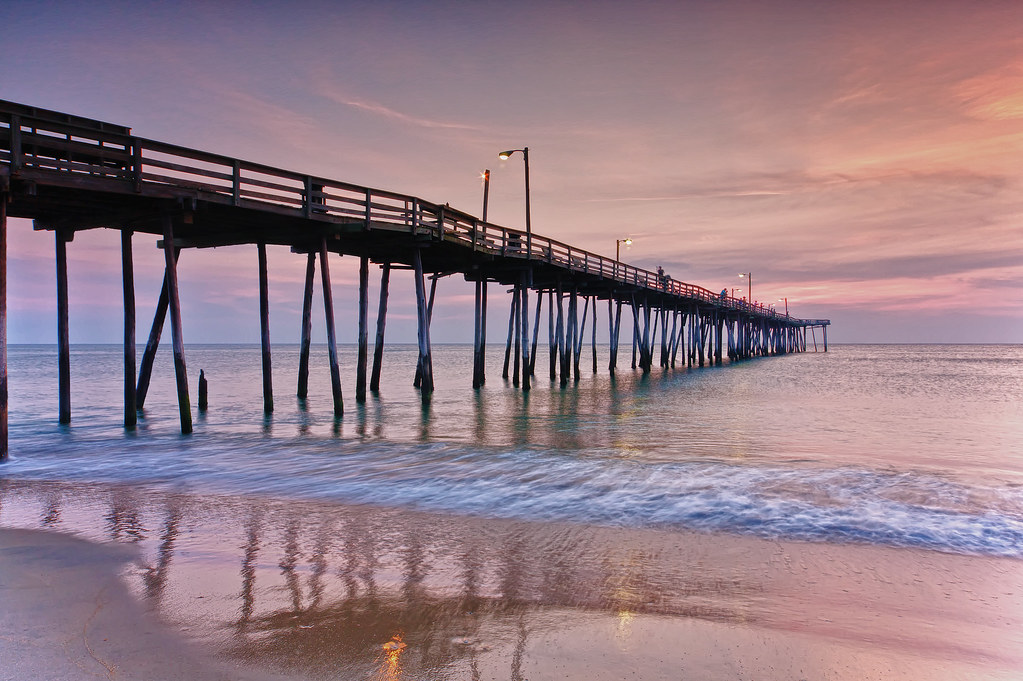 The world 39 s best photos by northern tony flickr hive mind for Nags head fishing pier