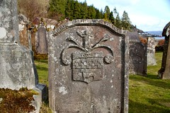 Kilmun Church, Argyll