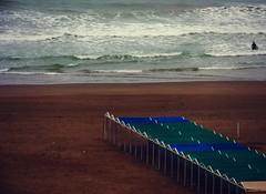 Mar del Plata III (Car G.) Tags: mar playa frio mardelplata