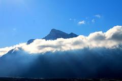 View from Hohensalzburg Castle VII (Misterfie Photography) Tags: sky mountains alps salzburg castle clouds austria sterreich view himmel wolken berge alpen altstadt oldtown fortress worldheritage weltkulturerbe festung hohensalzburg
