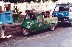 1959 Mazda K360 (TedXopl2009) Tags: kos greece mazda griekenland k360
