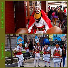 Tiempo de Carnaval (Jesus_l) Tags: espaa europa galicia carnaval pantalla orense vern xinzodelimia cigarrn jessl