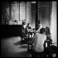 Havana time (Nick Kenrick.) Tags: mono havana cuba streetphotography lahabana oldhavana blackeyssupergrainfilm janelens