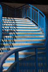 Stairs (Travis Photo Works) Tags: wood city light urban white house building home up metal wall architecture modern stairs training concrete design wooden stair exterior estate apartment floor exercise background room steps entrance lifestyle running step staircase railing workout fitness