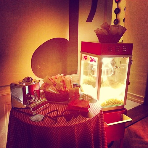 #50s #jukebox #popcorn #partynyc