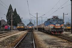 Many locomotives (Soldier95) Tags: brc british pirdop bdz  le5100   92claas