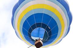 hot air balloon (nzfisher) Tags: newzealand balloon hamilton hotairballoon