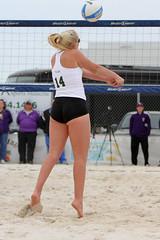 TU vs LSU sand volleyball 299 (sport.shooter) Tags: girls game sports sand louisiana university outdoor lsu match volleyball tu volley tulane