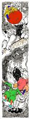 Karneval 1904 (zimmermann8821) Tags: deutscheskaiserreich grafik hose illustration kappe mode jugendstil kostüme fasching