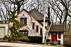 73 Kingswood Road (1931), Kingswood Road South Heritage Conservation District, Toronto, ON (Snuffy) Tags: 73kingswoodroad kingswoodroadsouthheritageconservationdistrict kingswoodroadsouthhcd balmybeachheritageconservationdistrict thebeach toronto ontario canada heartawards