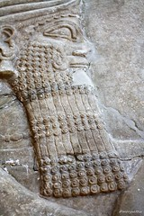 Detail of the relief slab depicting a Winged Genie (Merja Attia) Tags: genie reliefslab kalhu nimrud marble treeoflife kingassurnasirhpalii assurnasirpaliiperiod mesopotamia assyrian iraq museum ancientorientmuseum istanbul turkey istanbularkeolojimüzeleri ancienthistory