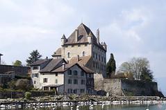 chateau d'Yvoire (laurentmorand) Tags: morand photo paysage chateau yvoire