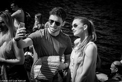 DSC_8644: Candid selfie In front of Trevi fountain (Colin McIntosh) Tags: rome nikon d80 kolari infra red filter 720nm 1685 vr