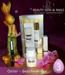 """Der #Oster - Countdown geht in die nächste Runde. Das Motto unseres """"BEAUTY-OSTER-BUNNY"""" lautet: """"#Geschenke finden und #Freude bereiten"""".  Heute #Geschenkidee Nr. 3 - #highclass #Wirkstoffkosmetik - #edel und #exklusiv mit ESTHETIC EDITIONS aus dem Hause (beautyskinandnails) Tags: geschenke lifting geschenkidee botox skin collagenbooster highclass freude cologne hyaluronsäure dermaceutical exklusiv antiaging jugendlichkeit pflegeserie oster beauty wirkstoffen wirkstoffkosmetik aussehen cosmetics summer edel spring extraklasse haut beautyblog"""