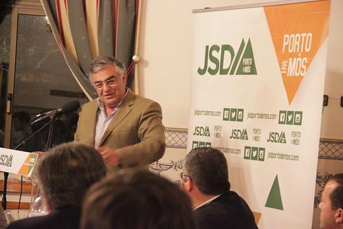 José Matos Rosa em Porto de Mós
