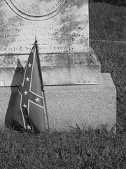 Blandford Cemetery (Lys Bleu) Tags: blandfordcemetery petersburgvirginia petersburg cemetery graveyard confederategrave confederateflag tombstone headstone grave