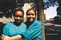 Christian School Students in Addis Ababa (deemixx) Tags: ethiopia addisababa ethiopiangirls ethiopianorthodoxchristian