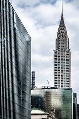 Chrysler Bldg, NYC 2017 (jafleming3) Tags: nyc chryslerbuilding architecture artdeco iconic landmark 42street