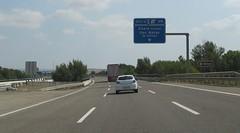 A-23-23 (European Roads) Tags: a23 autovía zaragoza zuera huesca españa aragón spain motorway