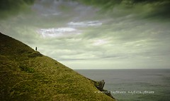 Batanes Island (ferdymac) Tags: cliff moment grassland batanes philippines basco perfect view shot vewfinder