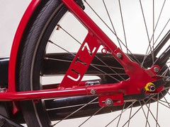 Gr8 Red UTZ-3 (@WorkCycles) Tags: amsterdam bicycle bike dutch fiets fietsen gr8 heavyduty industrial transport utz workcycles