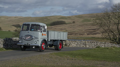 YMB 39  1956  ERF LK44G  Gardner Engines  Road Run (wheelsnwings2007/Mike) Tags: ymb 39 1956 erf lk44g gardner engines road run 19th kirkby stephen brough classic commercial vehicle rally 2017 cumbria
