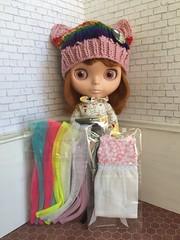 Gifts (TuSabesBlythe) Tags: kozy conrad doll blythe bl takara