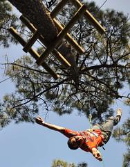 Explora Parc (Explora Parc) Tags: saintjeandemonts accrobranche loisirs forêt des pays de monts