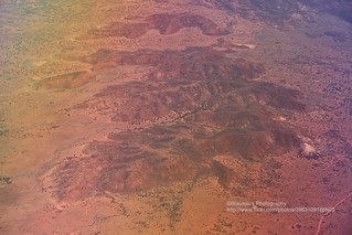 Northern Territories, probably not The Olgas