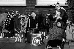 Granny's street shop (JaaSi) Tags: amsterdam evenementen nederland plaatsen granny freemarket kingsday bredeweg 2017