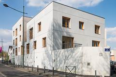 Carré Blanqui (Logial-OPH1) Tags: architecture carréblanqui logial alfortville carré blanqui rue parmentier îledefrance france fr
