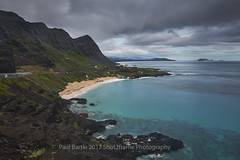 Makapu'u Beach - O'ahu - USA (paulbartle - Shot2frame Photography) Tags: sunrise rabbitisland unitedstatesofamerica windwardside hawaii ohau makapuubeach makapuulighthouse shot2frame shot2framephotography