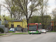 Mercedes Conecto LF, #2320, MPK Lublin (transport131) Tags: bus autobus ztm lublin mercedes conecto lf mpk