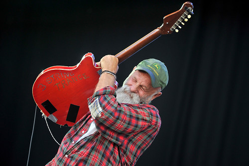 Seasick Steve at Latitude Festival 2015