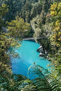 Hokitika Gorge - New Zealand (Portrait)